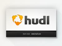 Hudl Business Card
