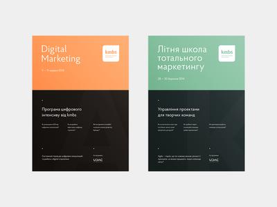 Kyiv-Mohyla Business School  business school kmbs ukraine educatiob poster
