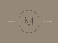 Minimal Magazine logo