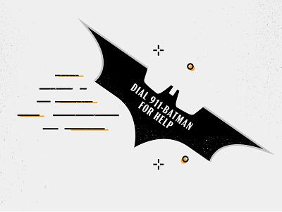 Batman Business Card hero illustrator buisness card batman warmup dribble challenge