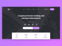 Vortex - Cryptocurrency Platform