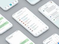 Tempest App UI Design Showreel
