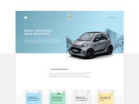 Project Details - Website Design