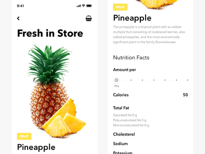Grocery App Design qatar ksa dubai kuwait design app grocery ux ui