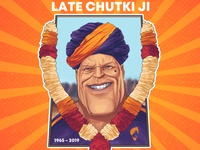 Late Chutki Ji aka Thanos