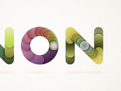 [revised] NON Wallpaper wallpaper illustration media photoshop non design graphic texture color nature