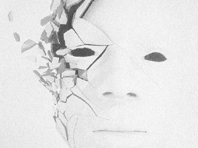 [wip_04] porcelain porcelain sim simulation shatter effect 3d vfx visual effects head face