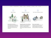Illustrations For GivePulse