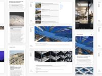 WordPress Design for Architect, Larry Speck