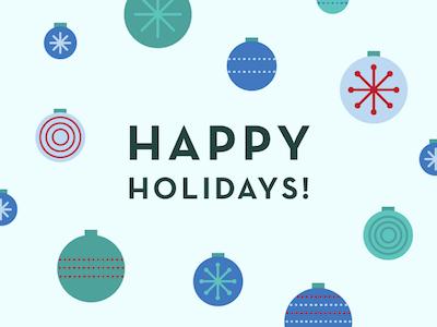 Holiday Illustration decoration illustration holiday