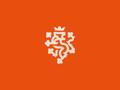 Lion leo lion logo
