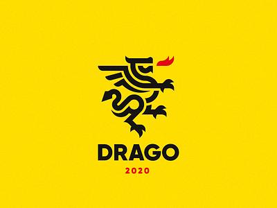 Dragon dragon logo