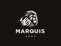 Marquis leo lion logo