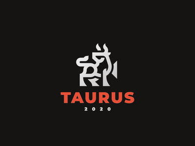 Taurus taurus bull logo