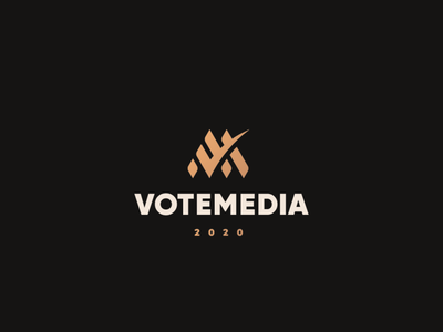 VM monogram logo