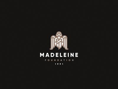 Madeleine angel logo