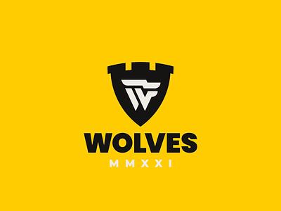 Wolves wolf logo
