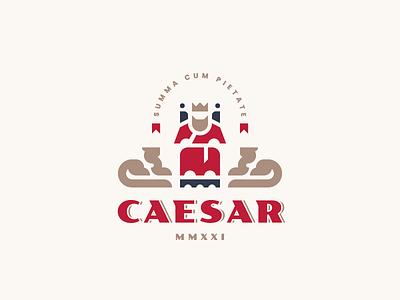 Caesar king logo