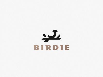 Birdie bird logo
