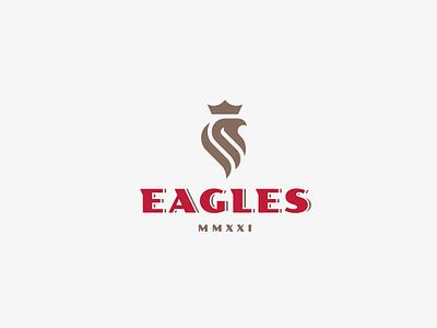 Eagles eagle bird logo