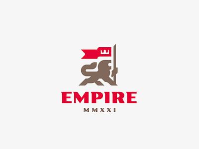 Empire lion logo