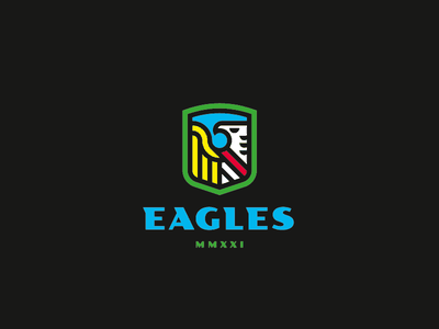 Eagle bird eagle logo