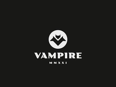 Vampire vampire bat batman logo