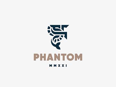 Phantom hippocampus logo