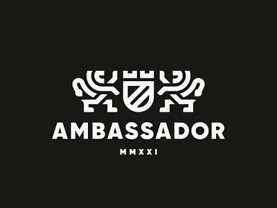 ambassador lion logo