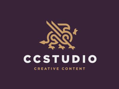 Ccstudio logo dragon