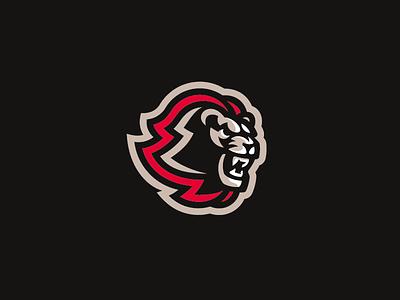 Leo concept leo lion logo