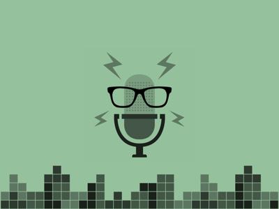The Geekly Chronicles logo logo branding podcast geek