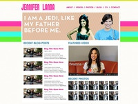 Jennifer's Website