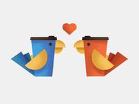 Coffee Birds