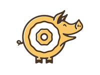Bagel Pig