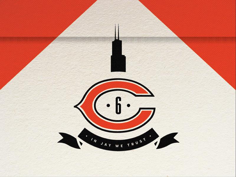 Smokin' Jay Bears ALT Close up chicago bears cigarettes football