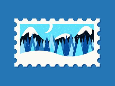 Stamp Pt.1 Winter