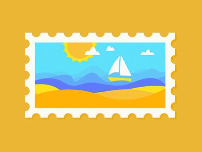 Stamp Pt.3 Summer