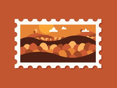 Stamp Pt.4 Fall