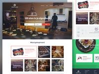 Chefplaza Landing Page 2015