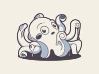 Milky Octopus
