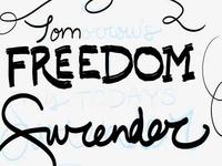 freedom wip