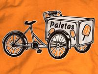 Paleta Cart