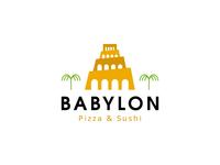 Babylon logo / tower logo