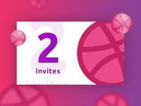 2 invites / draft 2 players