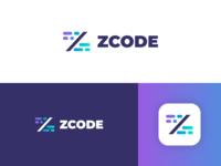 Z letter / Z + Code / Code logo