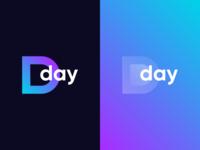 Dday   D letter Logo Concept