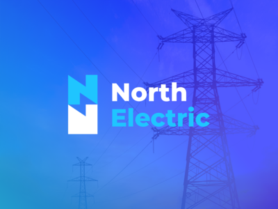 North Electric Logo Presentation