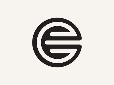 C line mark logo symbol c