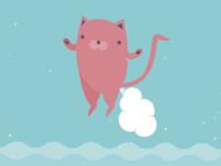 Self Propelled Feline